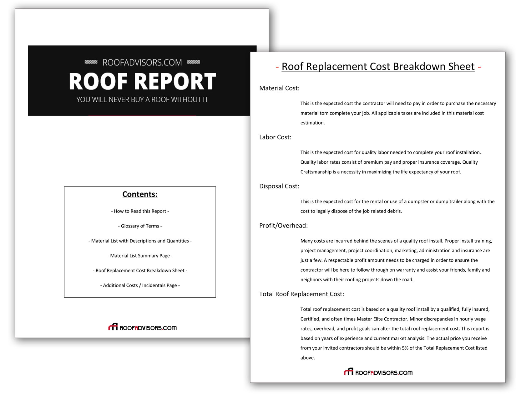 Estimated Cost Of A Roof 56 Images How Much Does A